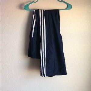 Adidas track sweats